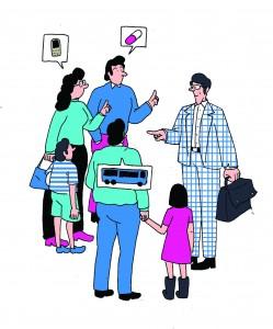 Réunions parents classe de découvertes