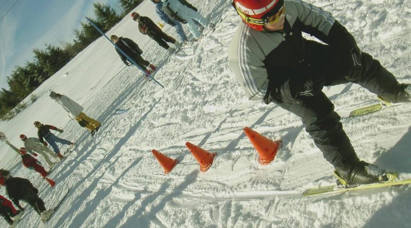 neige, ski, pistes